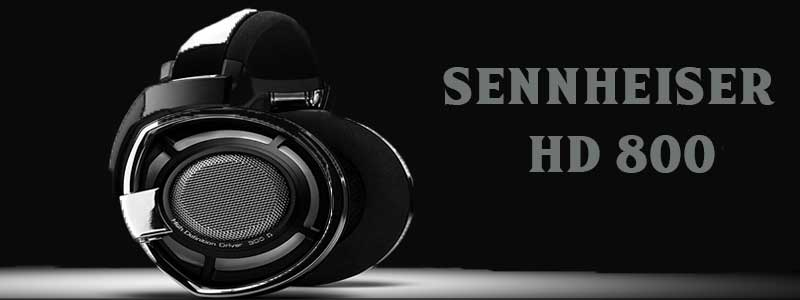 Best Bass Headphones 2018-Sennheiser HD 800 Headphone Review
