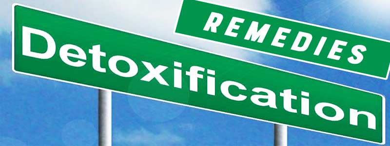 remedies detoxification