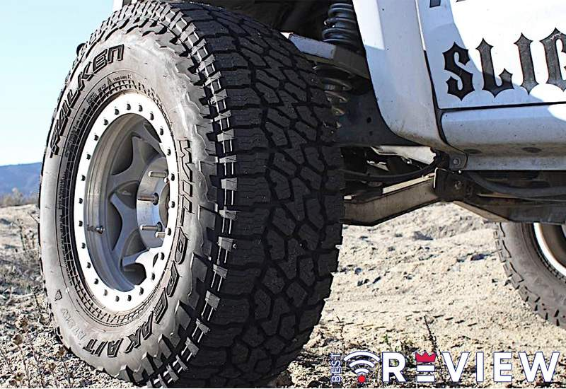 Falken Wildpeak AT3W All Terrain Tire