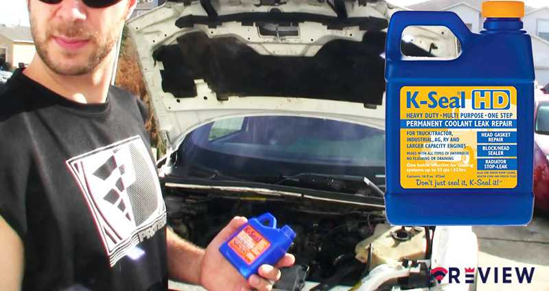Best Gasket Leak Repair review