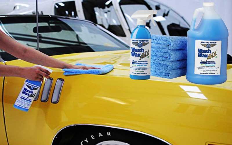 Aero Cosmetics Wet wax review