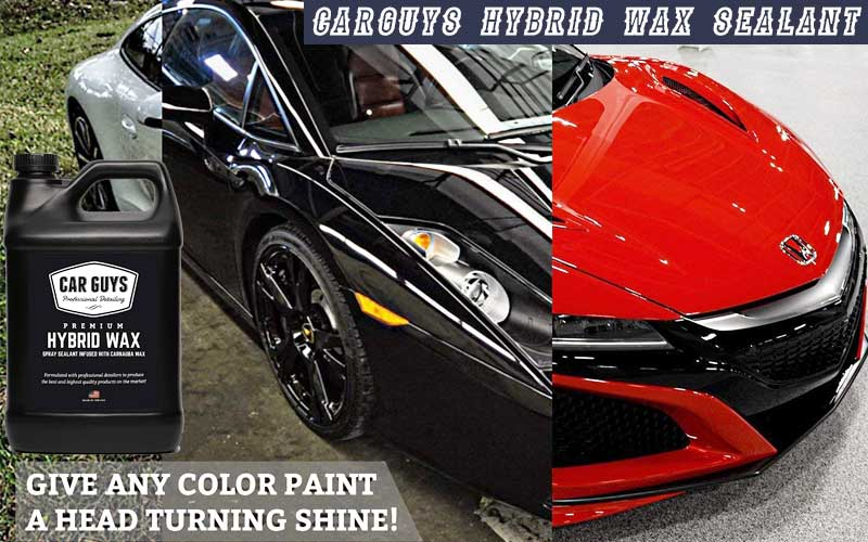 hydrophobic coating for cars review