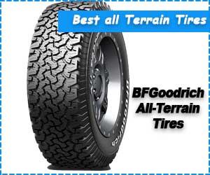Best all terrain truck tire