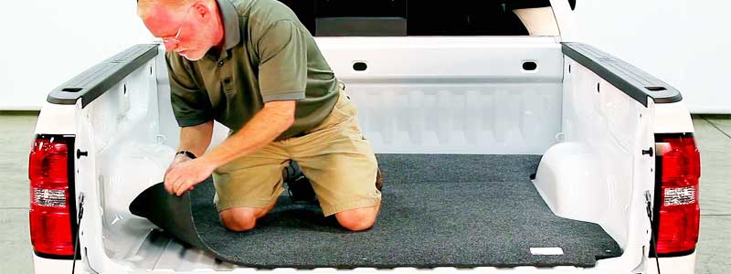 truck bed mat review