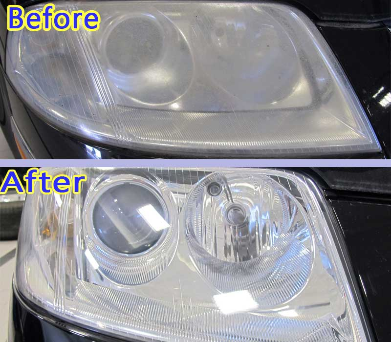 3M 02516 Headlight Lens Restoration System review