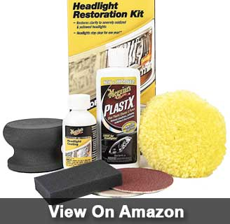 Meguiar's G2980-Headlight Restoration Kit review