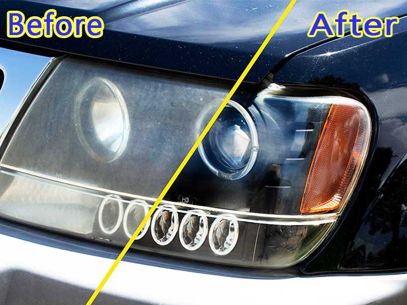Meguiar's G3000 Headlight Restoration Kit review