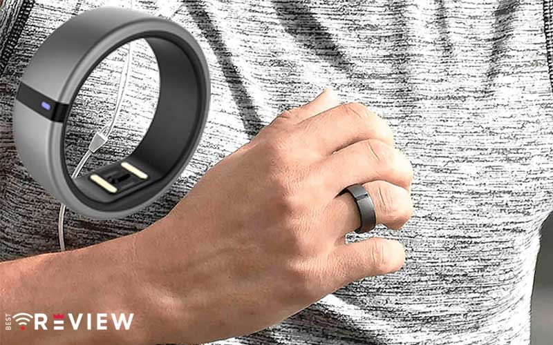 Motiv Ring Fitness tracker with heart rate review