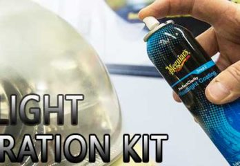 headlight restoration kit review