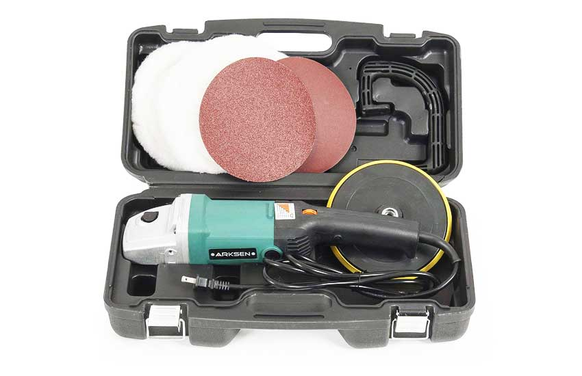 ARKSEN 7 Electric Polisher Buffer review