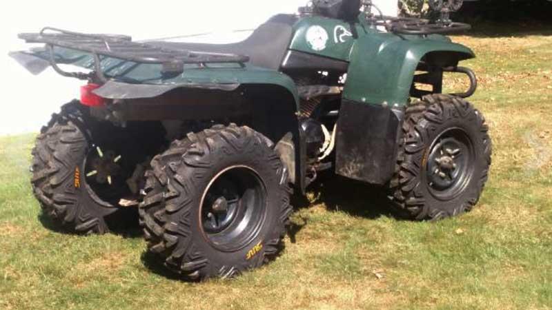 Set of 4 SunF Power.I terrain tire review