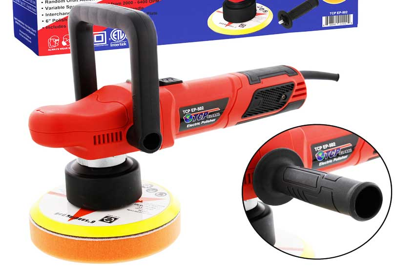 TCP Global Model EP-502-6 sander review