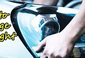 how to change headlight bulbs