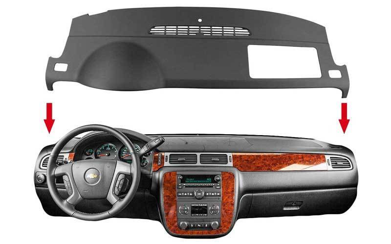 best molded dash cover review