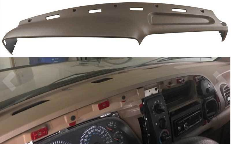 DashSkin Molded Dash Cover with 98-01 Dodge Ram