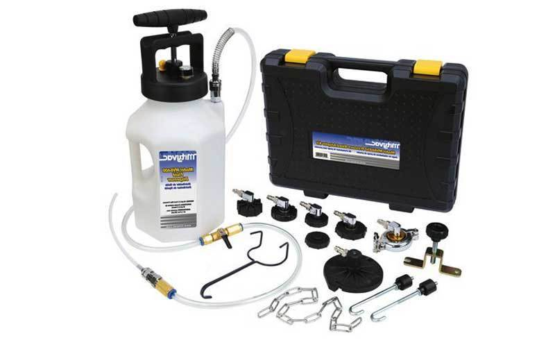 best pressure brake bleeder review