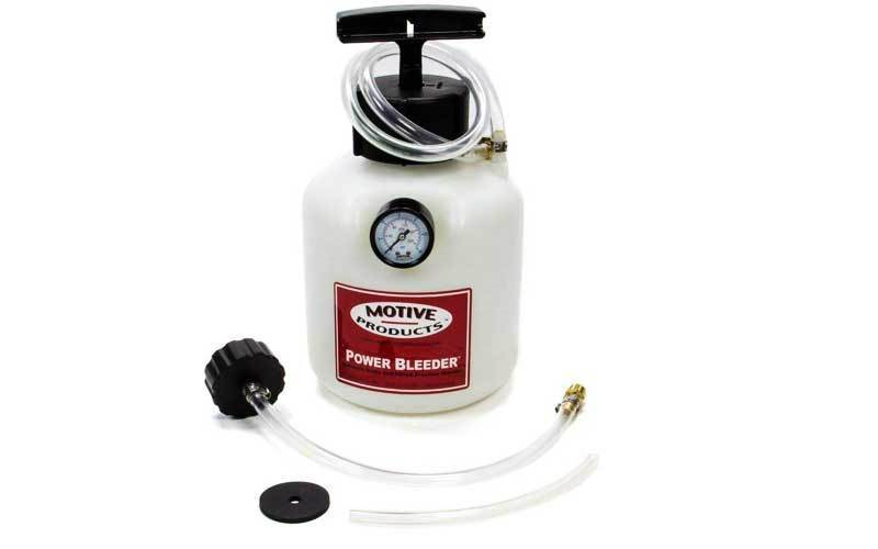 best motive brake bleeder review