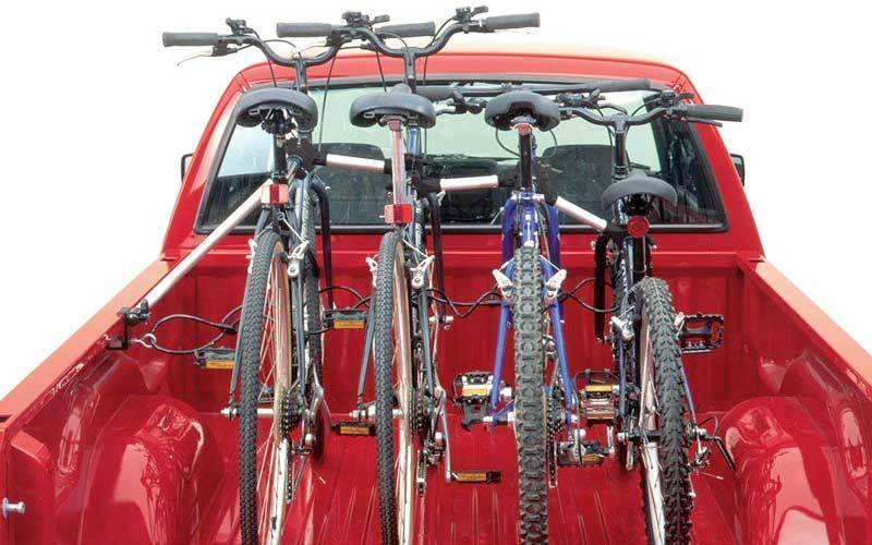 top-rated truck bike rack review