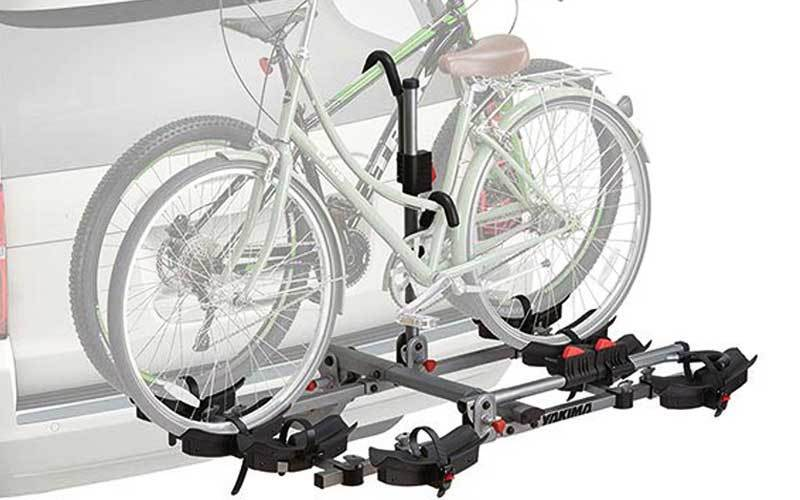 best standard frame truck bike rack