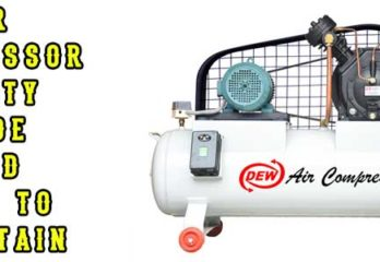 air compressor safety guide
