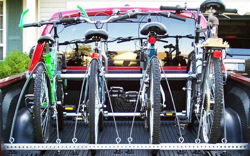 best truck bed bike rack review