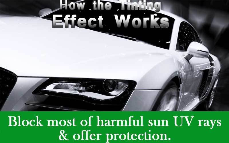 how tinting Effect Works