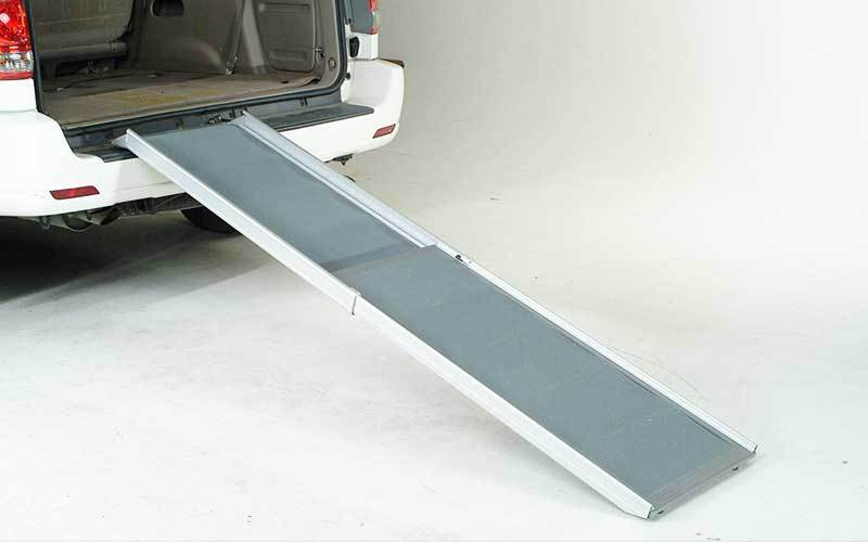 dog ramp for lifted truck review