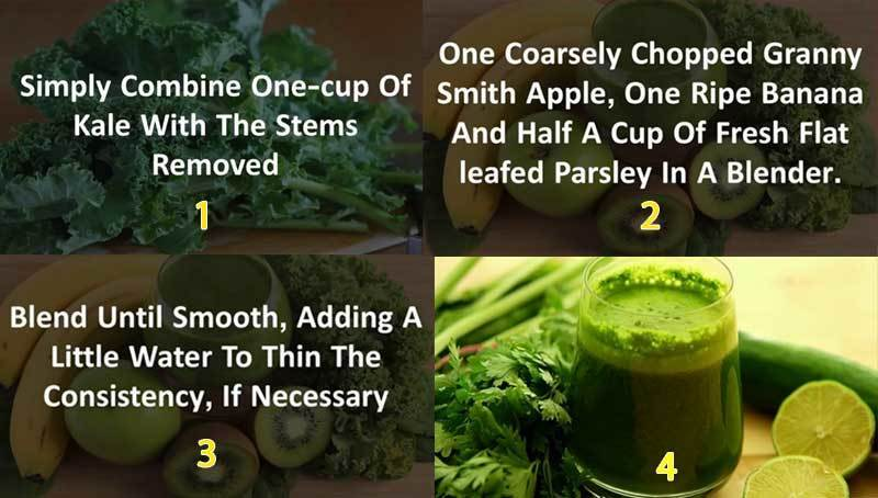 green smoothy cleanse