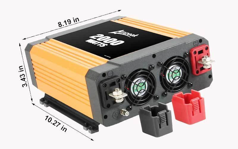best 2000W Power Inverter review