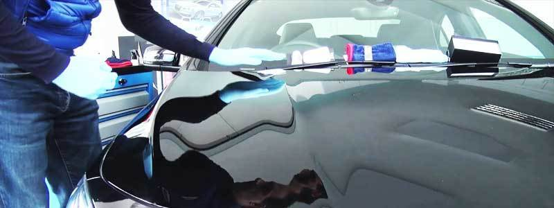 How to Polish and Apply Ceramic Car Coat on Glass – Step by Step Process