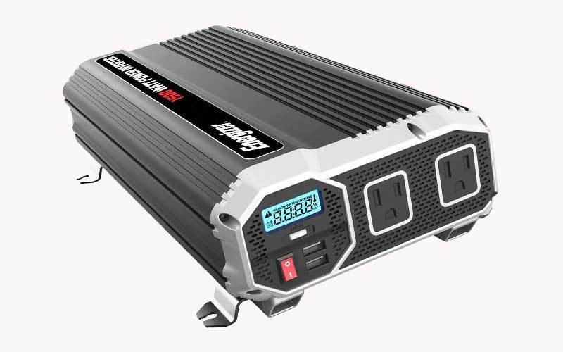 Automotive Back Up Power Supply Car Inverter review