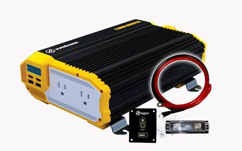 Power Tools MET Approved power inverter review