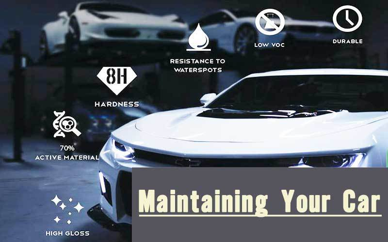 Maintaining Your Car After Ceramic Coating