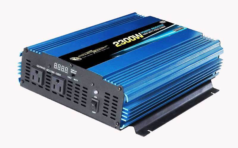 4600 watts peak power inverter review