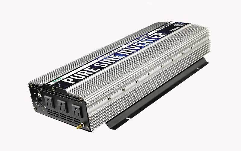 Pure Sine Wave Power Inverter review
