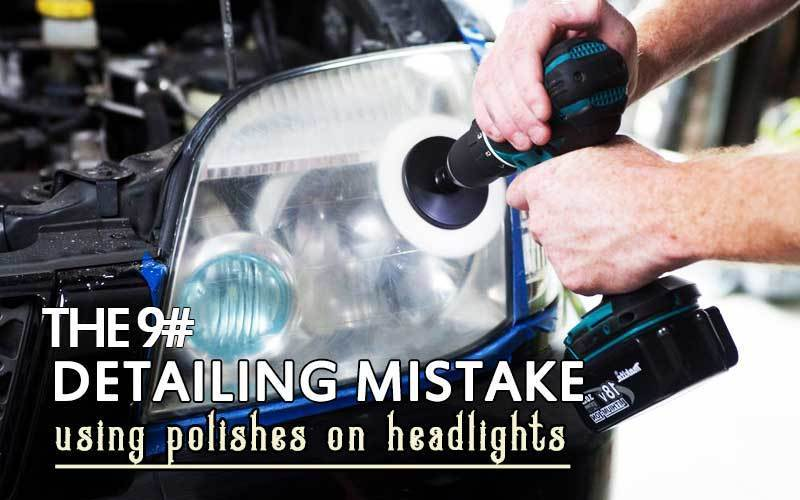 Using Polishes On Headlights