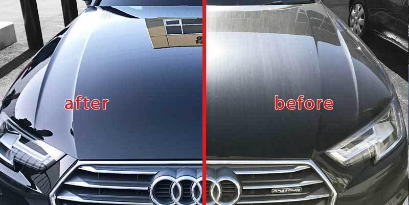 advantages of ceramic coating on car