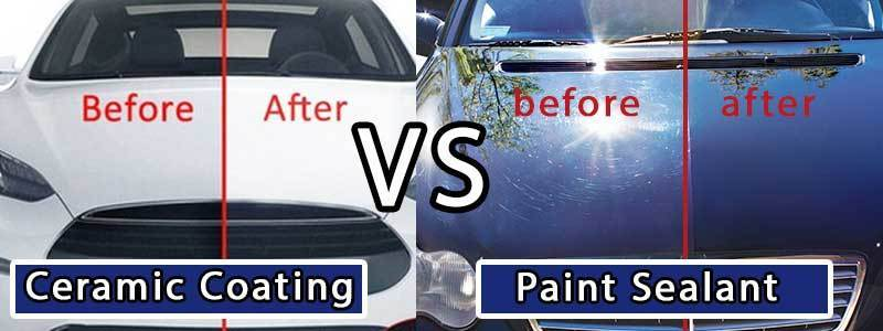 Ceramic Coating VS Sealant. Which Is Better and Why? Myths of them.