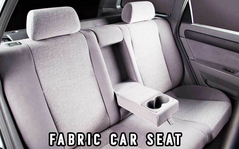 fabric car seat advantages and disadvantages