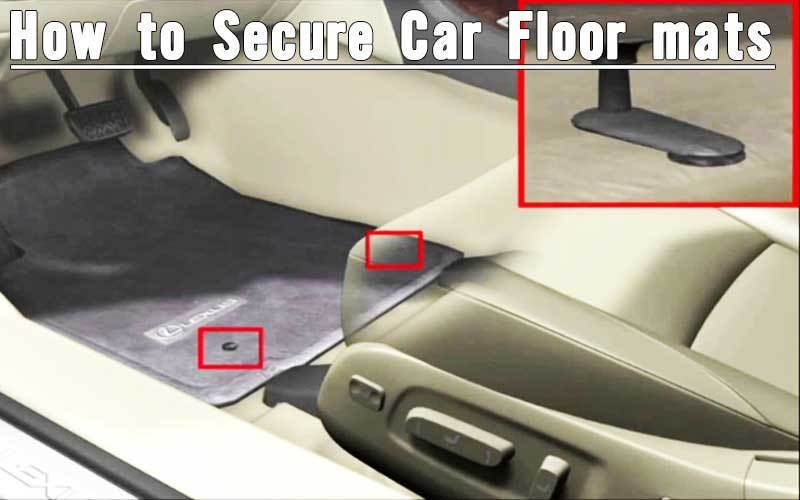 Secure Car Floor Mats