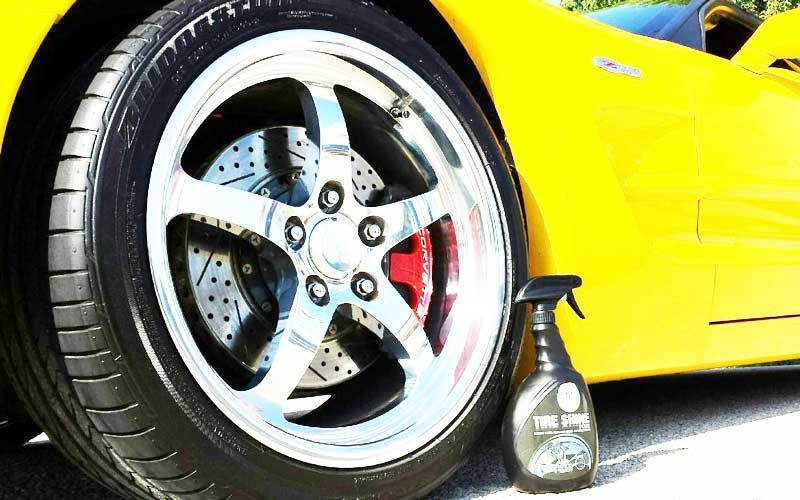 Methods to Achieve Gleaming Tire