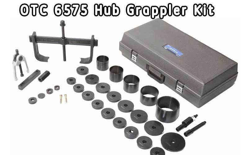 OTC 6575 Hub Grappler Kit Review