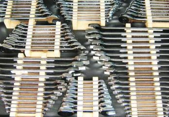 Organize Wrenches in Toolbox