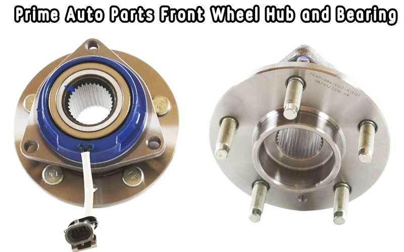 Prime Auto Parts Front Wheel Hub and Bearing review