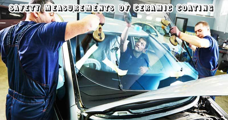 Safety Measurements of Ceramic Coating