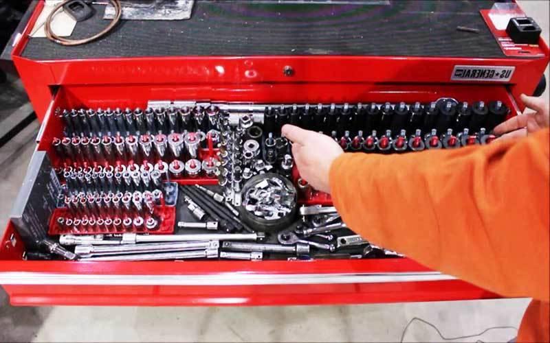 Organize Truck Tool Box