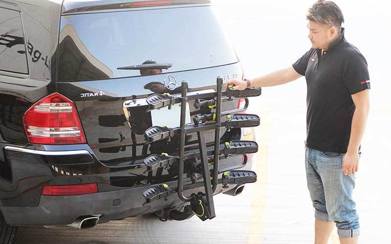 BUZZRACK Express Platform Hitch Rack Review