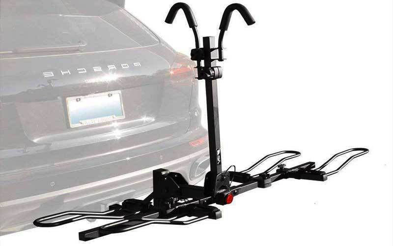 BV Bike Bicycle Hitch Mount Rack review