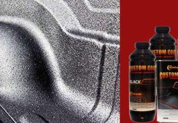 Custom Coat BLACK 4 Liter Urethane Spray review