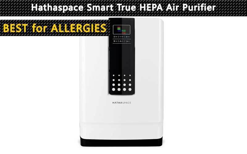Top Hepa Air purifier for allergies